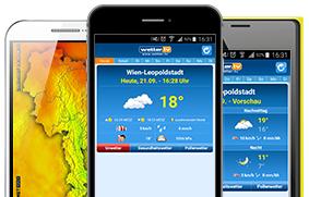 wetter.tv bietet punktgenaue Prognosen und aktuelle Wetter-Berichte für ganz Österreich.