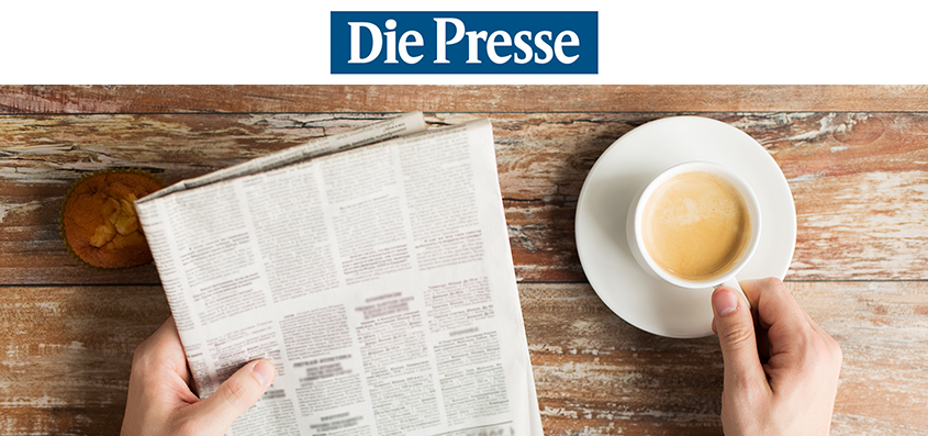Accurate weather information for Die Presse sourced from UBIMET