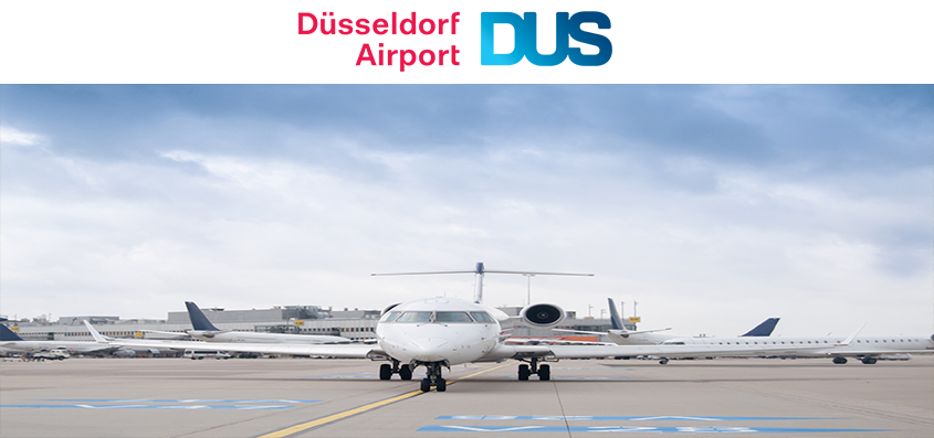 Düsseldorf Airport uses weather service UBIMET to implement the Aviation Weather Cockpit for personnel and resource planning and efficient ground handling
