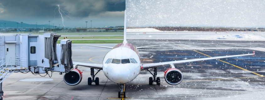 High Precision Weather Forecasts For Safe and Efficient Airport Operations