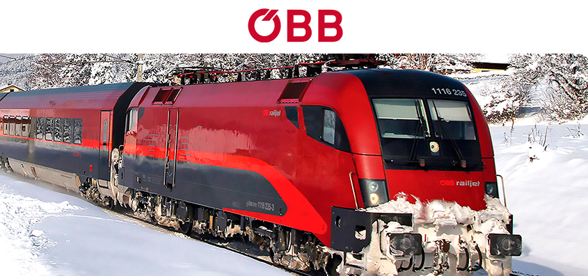 ÖBB relies on weather forecasts from UBIMET