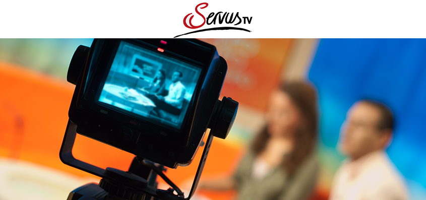 ServusTV produce high-quality television with unique versatility - and UBIMET delivers the high-precision weather data in all media formats!