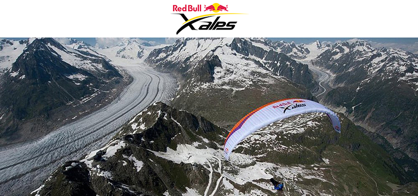 UBIMET accompanies X-Alps paragliders from the City of Salzburg across the Alps all the way to Monte Carlo