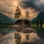 UBIMET: Mehr als 40.000 Blitze, die meisten in Tirol
