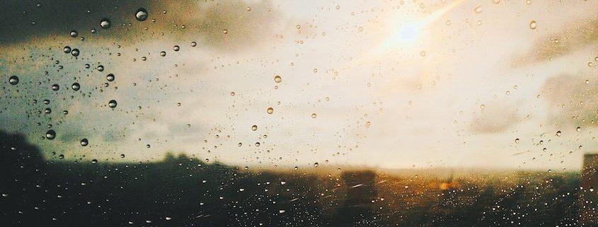 Tief Hartmut Große Temperaturunterschiede Unwettergefahr