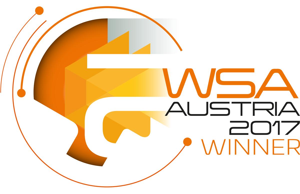 Ubimet - WSA Austria Winner Seal Logo