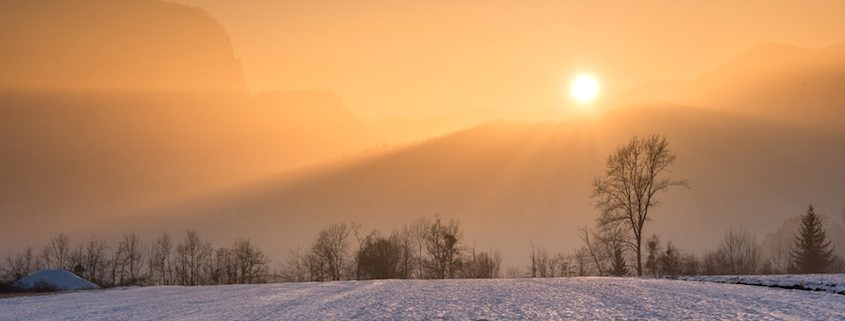 Ubimet Wetter - Erster Schnee unter 1.000 m, Nationalfeiertag schönser Tag der Woche