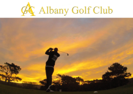 Albany Golf Club has been using UBIMET for several years now.