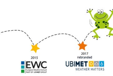 EWC rebranded UBIMET