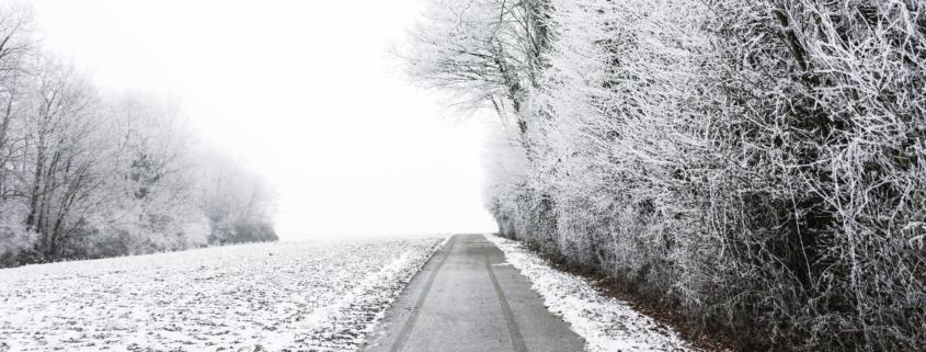 Mit Vollgas Richtung Winter