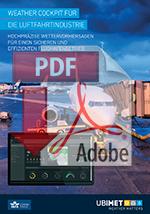 UBIMET Luftfahrtindustrie Wetter Download