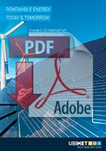 UBIMET Renewable Energy Weather Download PDF