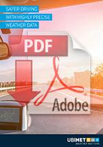 UBIMET Telematics Weather Download PDF