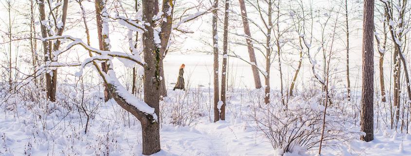 Ubimet Wetter Schneefall bis in einige Täler
