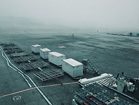 Airside Operations are required to plan for Adverse Weather conditions