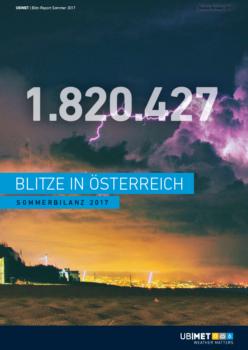 UNIQA Österreich UBIMET Blitzreport 2017