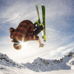 Wochenende - Samstag perfektes Skiwetter