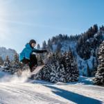 Gutes Skiwetter auch in der zweiten Ferienwoche