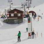 Semesterferien bringen perfekte Skibedingungen