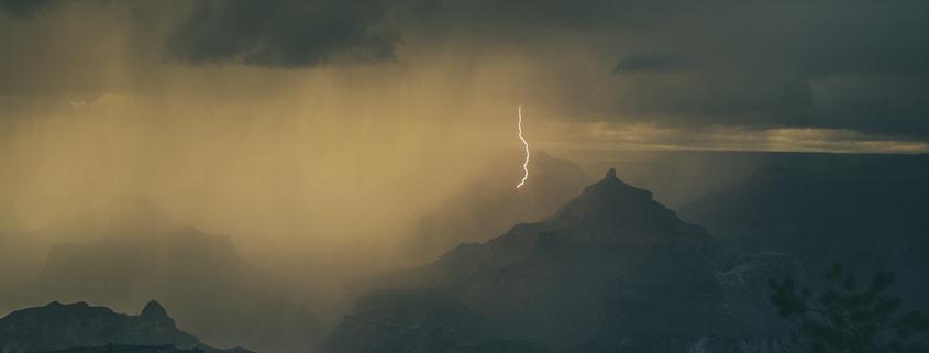 Erste markante Gewitterlage des Jahres brachte 25.000 Blitze