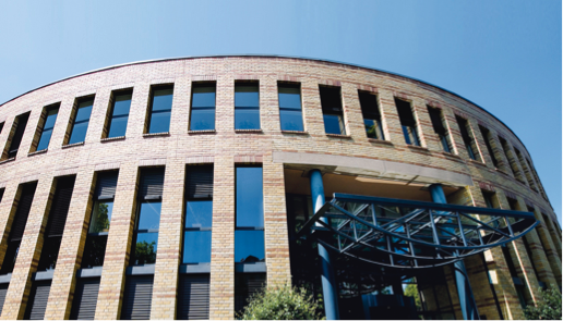 Bürogebäude des VöV in Düsseldorf