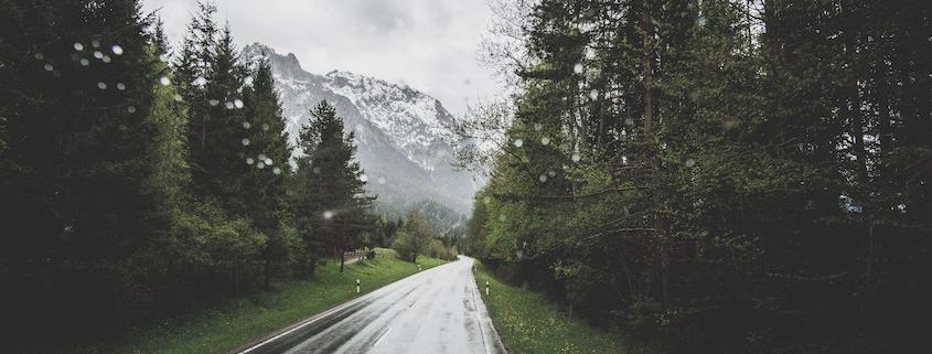 In den kommenden Tagen Unwettergefahr, ergiebiger Regen im Norden