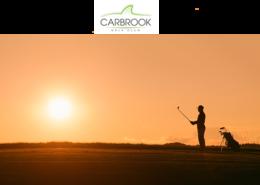 Carbrook Golf Club using the UBIMET Weather Cockpit