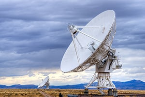 UBIMET-Wetter-Satelliten