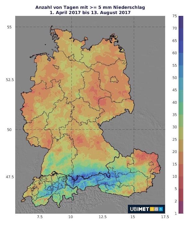 Anzahl-von-Tagen-mit-5mm-Niederschlag-April-August-2017