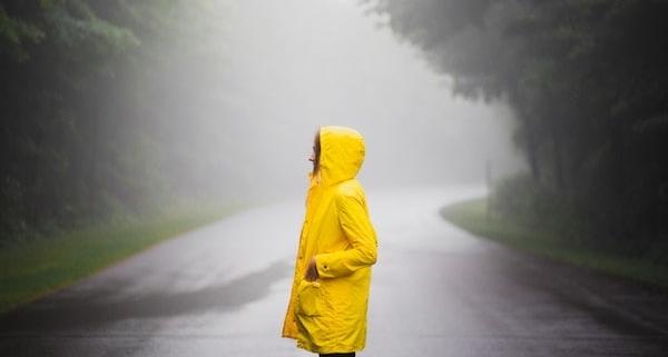 Italientief bringt kräftigen Regen