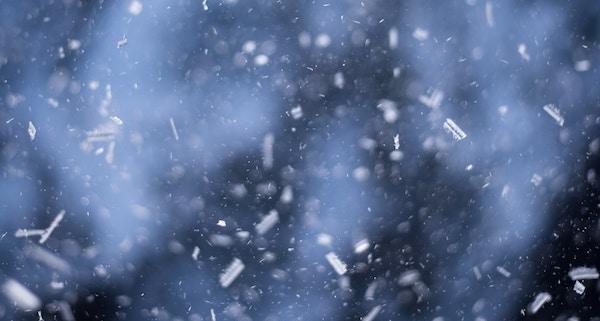 Am Dienstag im Süden und Osten kräftiger Schneefall