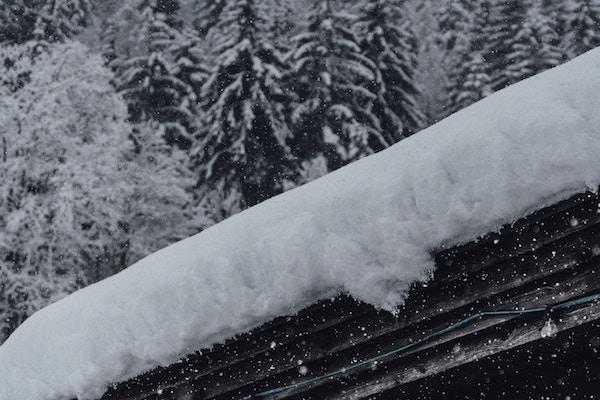 Winterliches Wetter zur Wochenmitte