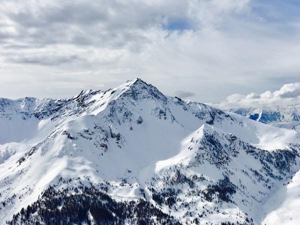 Im Westen zunehmend winterlich - 1 Meter Neuschnee am Arlberg