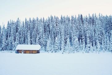 Winterlicher 3. Advent mit ein wenig Neuschnee