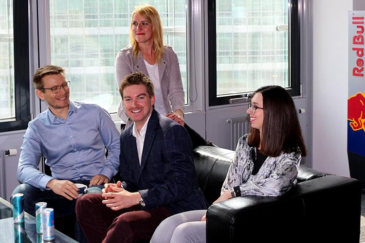Red Bull Kühlschrank Wien : Karriere ubimet