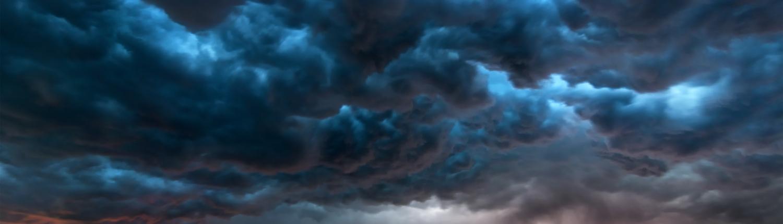 UBIMET: Tief OCTAVIA sorgt für Gewitter und im äußersten Westen für ergiebigen Regen