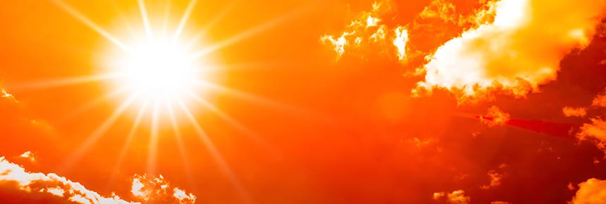 UBIMET - 35 Grad: Der bisher heißeste Tag des Jahres