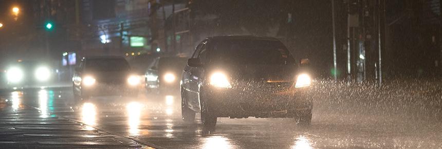 UBIMET-Am Wochenende im Westen und Südwesten teils ergiebiger Regen
