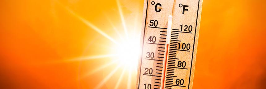 UBIMET Bisher heißester Tag des Jahres - 37,2 Grad in Wien
