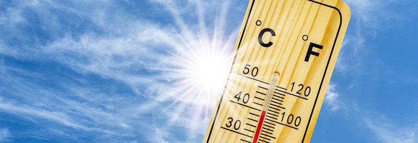 UBIMET: Das Gewitterrisiko nimmt zu, lokal große Regenmengen