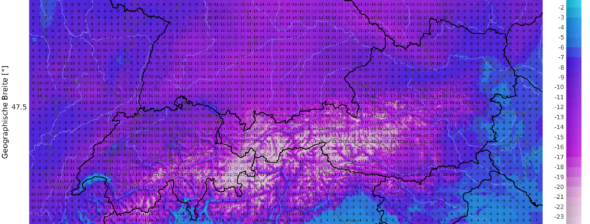 UBIMET: Kommende Woche im Westen wieder milder